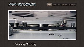 Keith Cleversley Wavefront Mastering